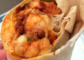 Acapulco's Clasico Burrito