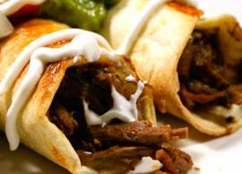 Beef Flautas (2)