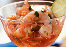 Ceviche Cocktail