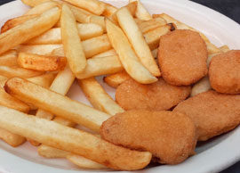 Chicken Nuggets (5)