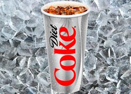 Diet Coke Cup