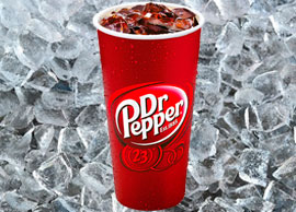 Dr Pepper Cup