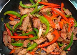 Fajitas (Beef)