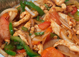 Fajitas (Chicken)