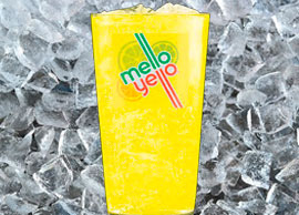 Mello Yello cup
