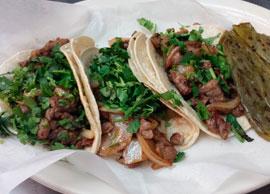 Tacos de Carne Asada (3)