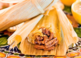Tamale Beef